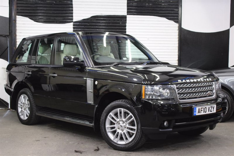 used Land Rover Range Rover TDV8 VOGUE SE in basingstoke-hampshire