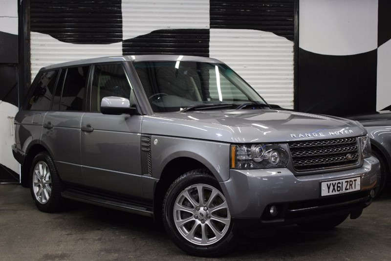used Land Rover Range Rover TDV8 VOGUE in basingstoke-hampshire