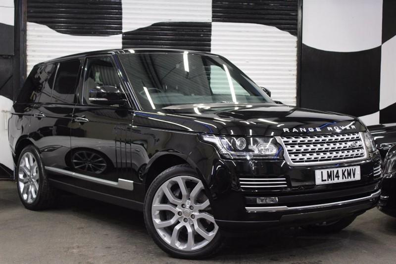 used Land Rover Range Rover SDV8 VOGUE SE in basingstoke-hampshire