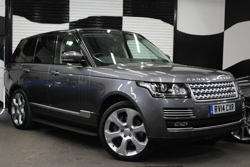 used Land Rover Range Rover SDV8 VOGUE SE in basingstoke-hampshire