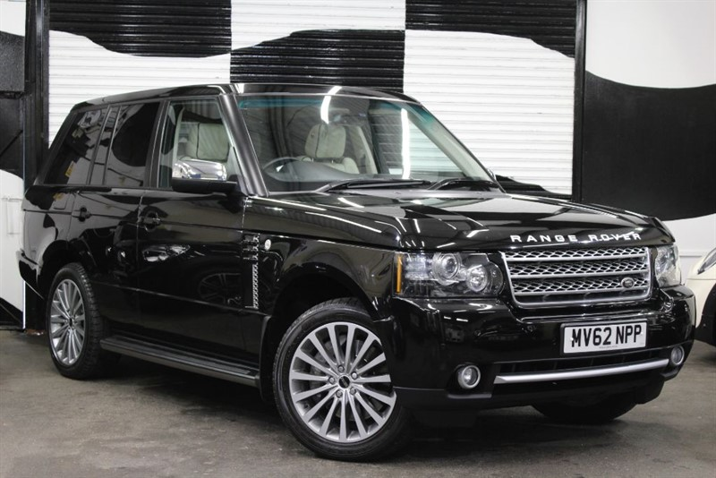 used Land Rover Range Rover TDV8 WESTMINSTER in basingstoke-hampshire
