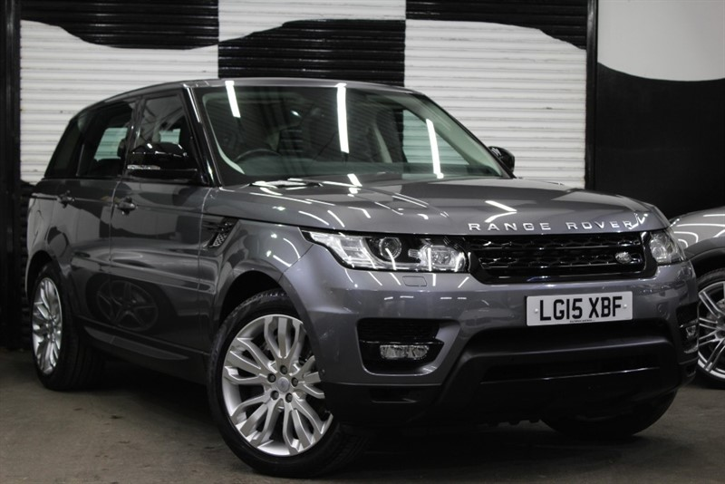 used Land Rover Range Rover Sport SDV6 HSE DYNAMIC in basingstoke-hampshire