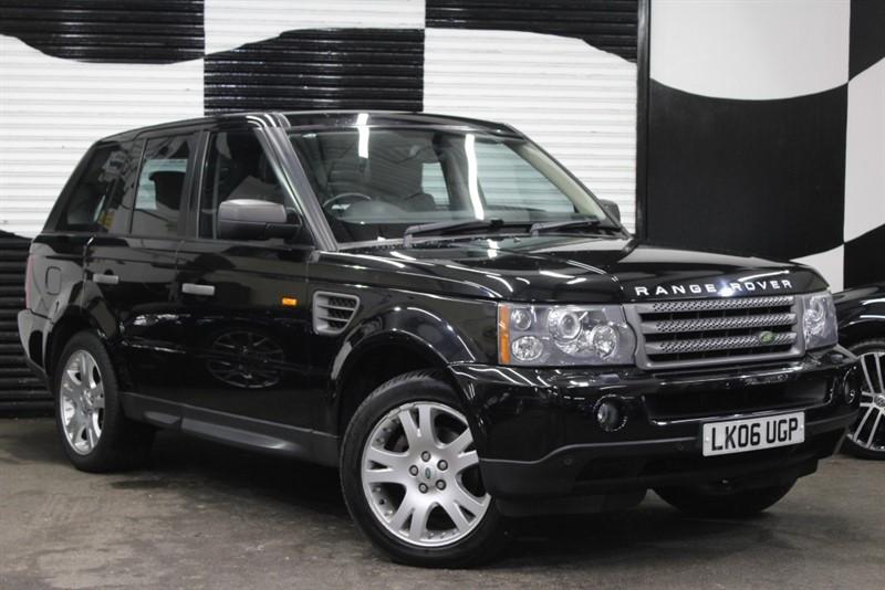 used Land Rover Range Rover Sport TDV6 HSE in basingstoke-hampshire