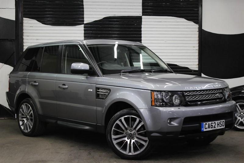 used Land Rover Range Rover Sport SDV6 HSE in basingstoke-hampshire