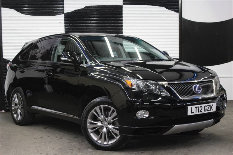 used Lexus RX 450h ADVANCE SUN ROOF in basingstoke-hampshire
