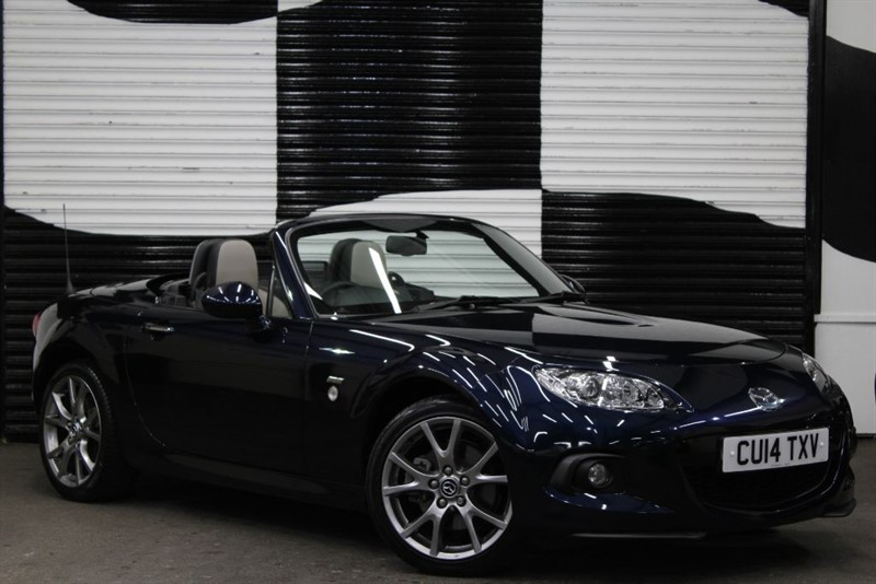 used Mazda MX-5 I ROADSTER SPORT VENTURE in basingstoke-hampshire