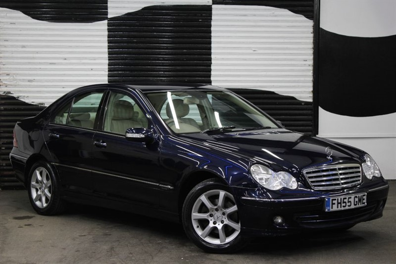 used Mercedes C220 CDI ELEGANCE SE in basingstoke-hampshire