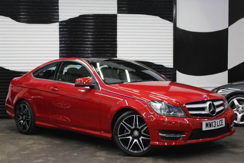 used Mercedes C250 CDI BLUEEFFICIENCY AMG SPORT PLUS in basingstoke-hampshire