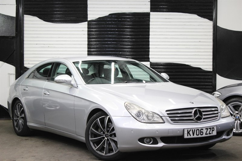 used Mercedes CLS350 CLS350 in basingstoke-hampshire