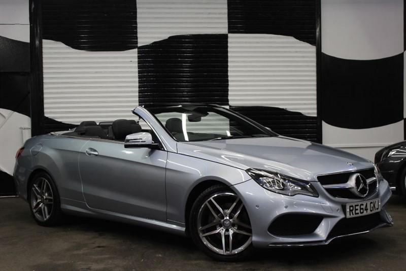 used Mercedes E250 CDI AMG LINE in basingstoke-hampshire
