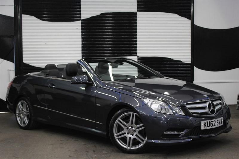 used Mercedes E250 CDI BLUEEFFICIENCY SPORT in basingstoke-hampshire