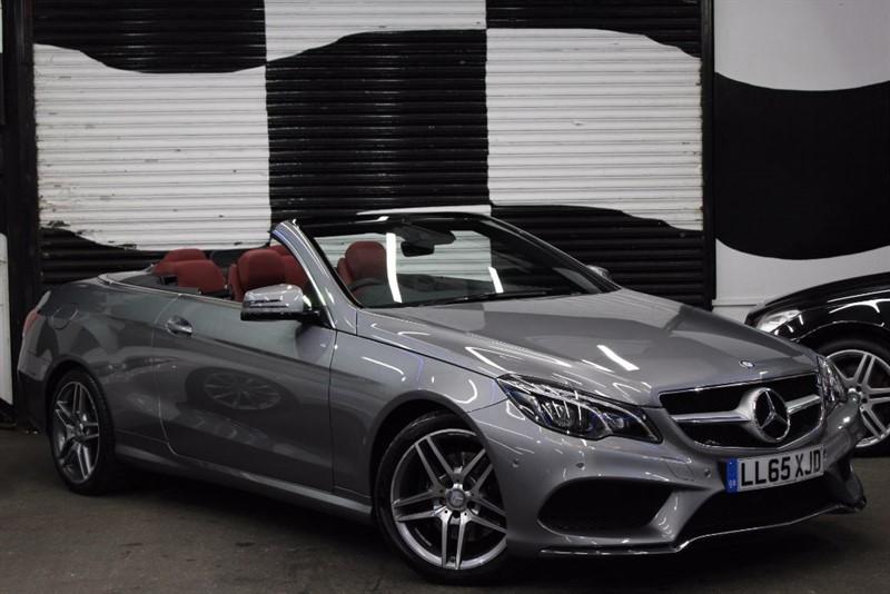 used Mercedes E350 BLUETEC AMG LINE in basingstoke-hampshire