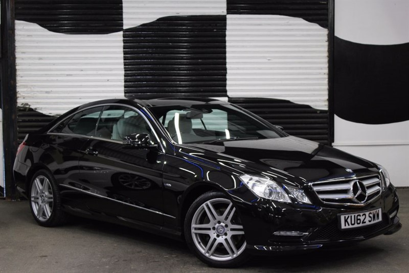 used Mercedes E350 CDI BLUEEFFICIENCY SPORT in basingstoke-hampshire