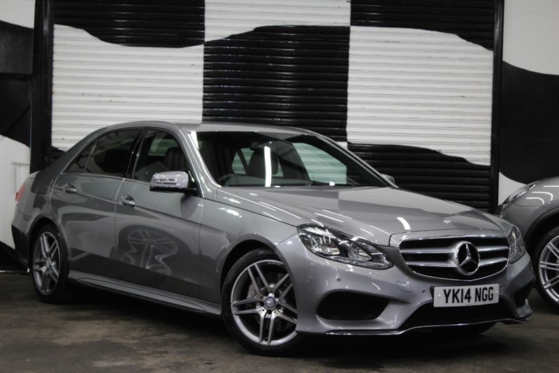 used Mercedes E350 BLUETEC AMG SPORT in basingstoke-hampshire