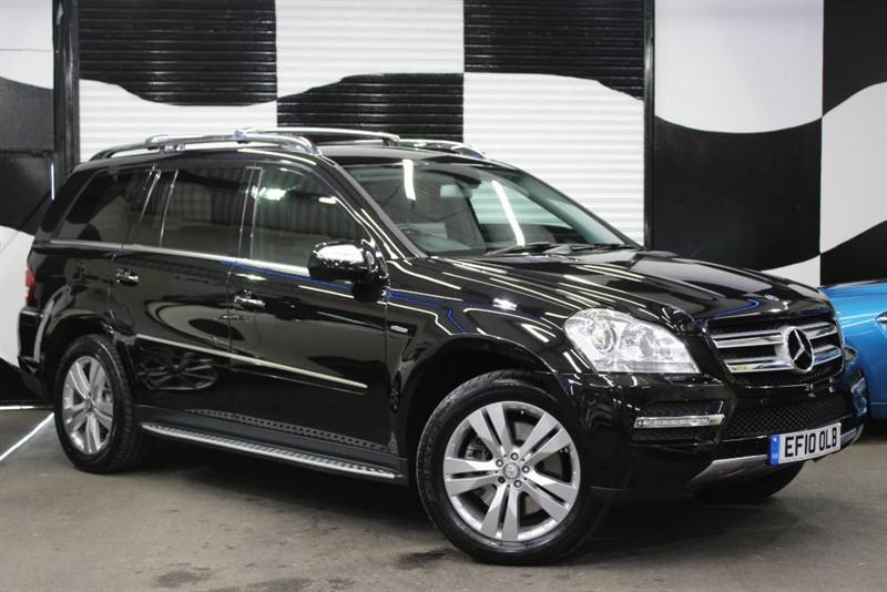 used Mercedes GL -CLASS GL350 CDI BLUEEFFICIENCY in basingstoke-hampshire