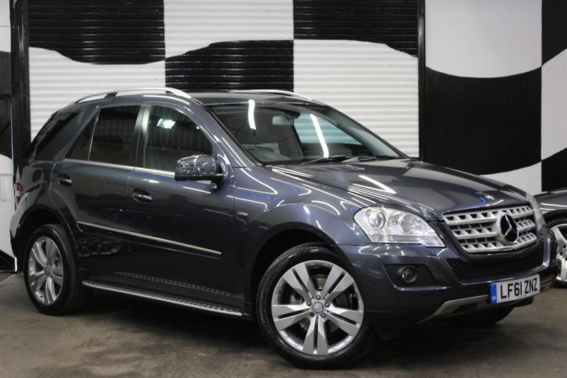 used Mercedes ML300 CDI BLUEEFFICIENCY SPORT in basingstoke-hampshire