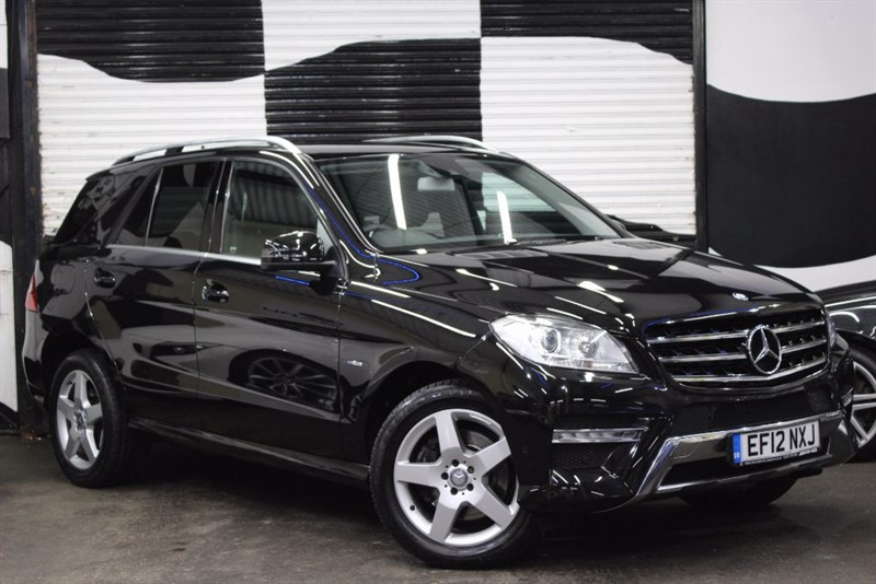 used Mercedes ML350 BLUETEC SPORT in basingstoke-hampshire