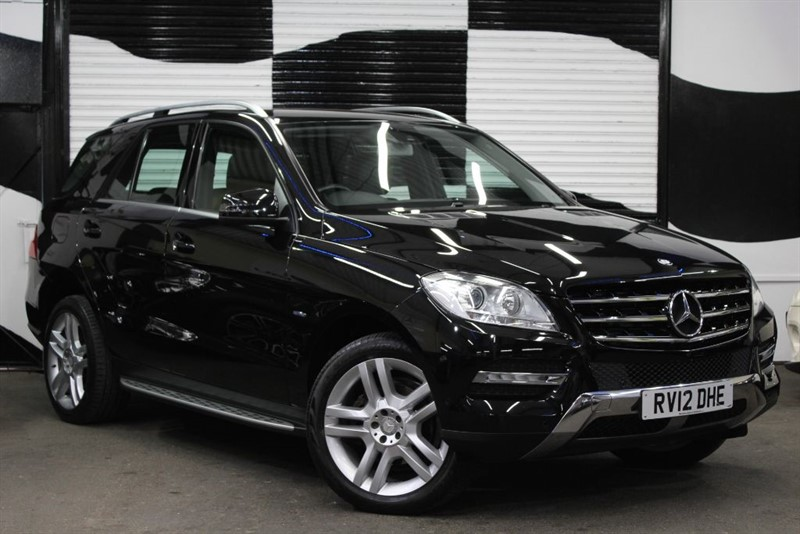 used Mercedes ML350 BLUETEC SPECIAL EDITION in basingstoke-hampshire