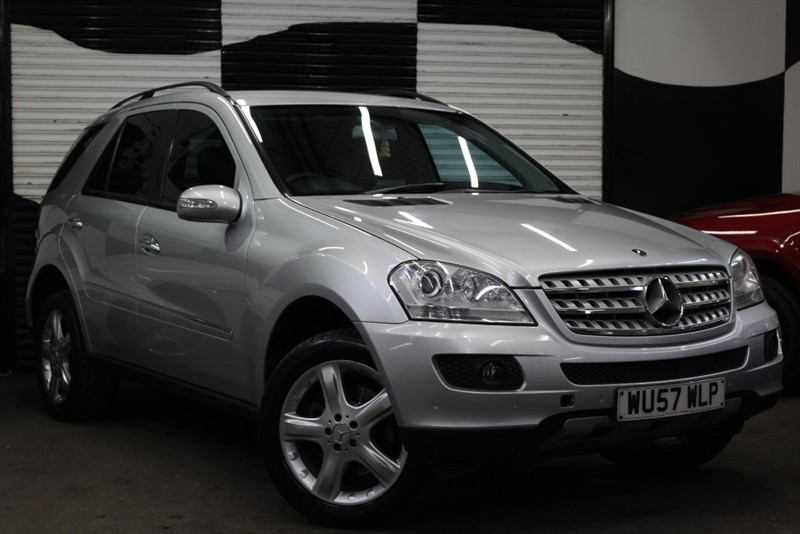 used Mercedes ML280 ML  CDI EDITION S in basingstoke-hampshire