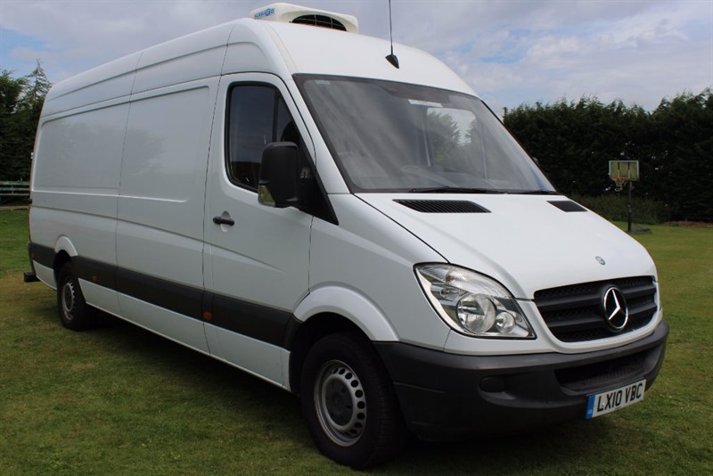 used Mercedes Sprinter 2.1 CDI 316 High Roof 4dr XLWB in basingstoke-hampshire