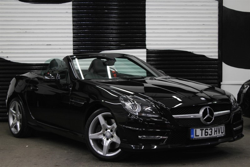 used Mercedes SLK250 SLK250 CDI BLUEEFFICIENCY AMG SPORT in basingstoke-hampshire