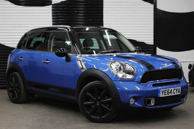 used MINI Countryman COOPER S in basingstoke-hampshire