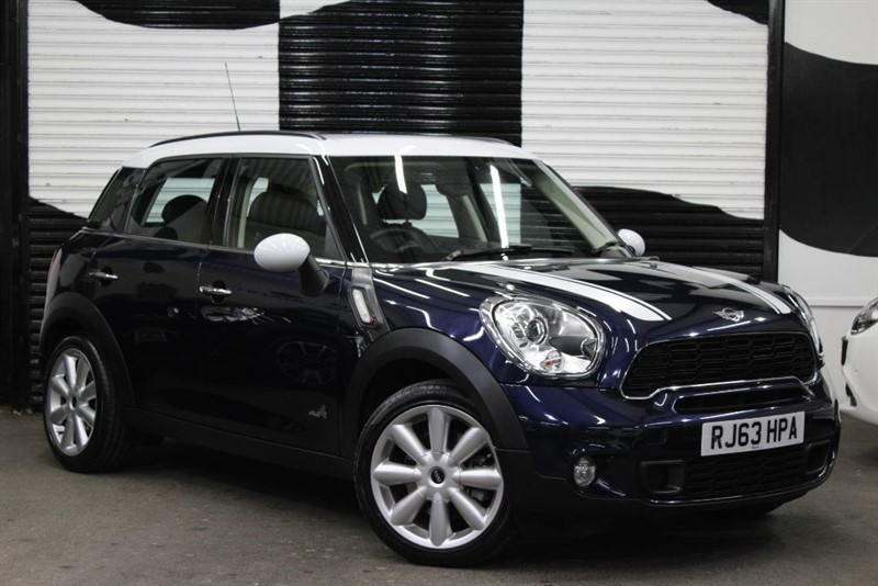 used MINI Countryman COOPER S ALL4 in basingstoke-hampshire
