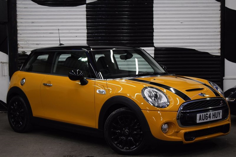 used MINI Hatch COOPER S in basingstoke-hampshire