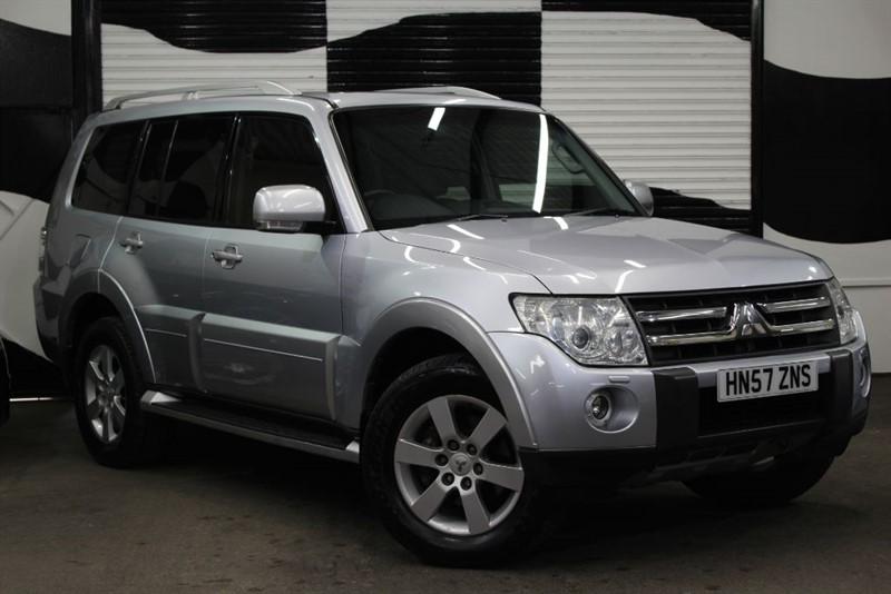 used Mitsubishi Shogun GLS ELEGANCE LWB DI-D in basingstoke-hampshire