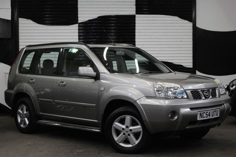 used Nissan X-Trail 16V SVE in basingstoke-hampshire