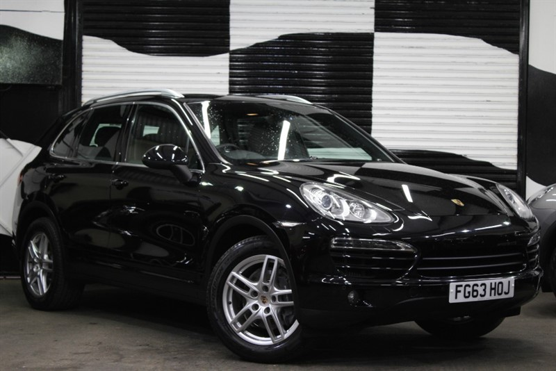 used Porsche Cayenne D V6 TIPTRONIC in basingstoke-hampshire