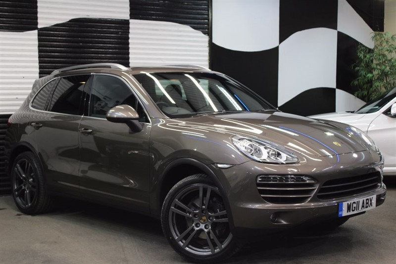 used Porsche Cayenne D V6 TIPTRONIC S in basingstoke-hampshire