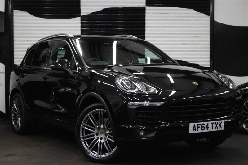 used Porsche Cayenne D V8 S TIPTRONIC S in basingstoke-hampshire