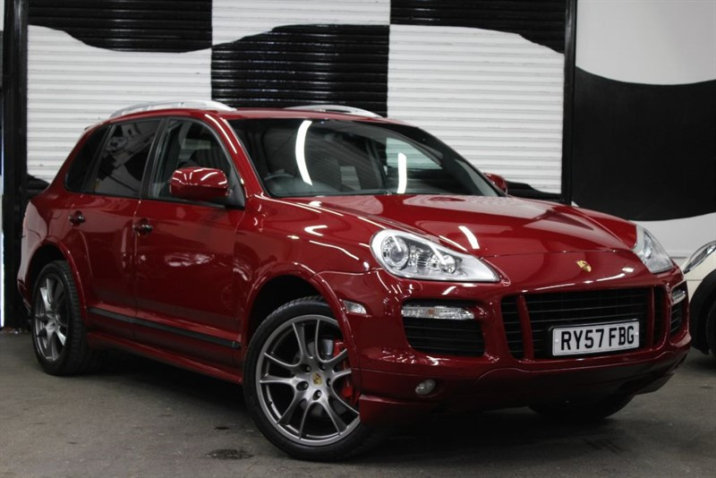 used Porsche Cayenne GTS in basingstoke-hampshire