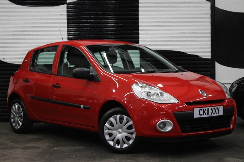 used Renault Clio BIZU in basingstoke-hampshire