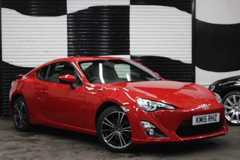 used Toyota GT86 D-4S in basingstoke-hampshire