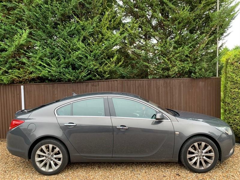 used Vauxhall Insignia ELITE NAV CDTI in basingstoke-hampshire