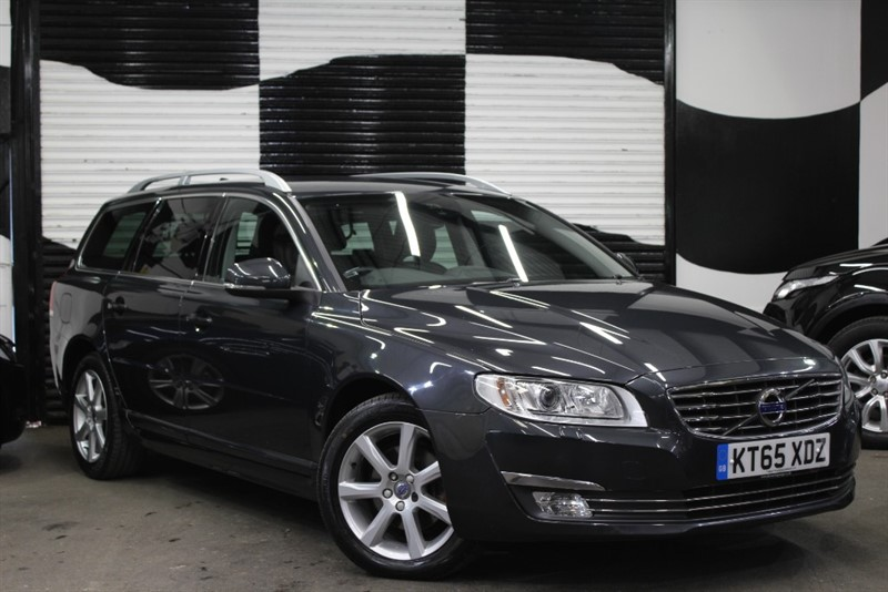 used Volvo V70 D4 SE LUX in basingstoke-hampshire