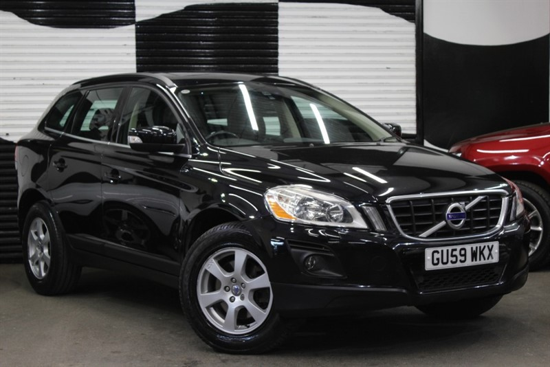 used Volvo XC60 D5 SE PREMIUM AWD in basingstoke-hampshire