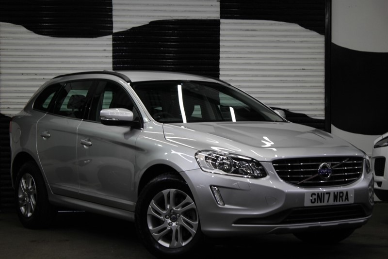 used Volvo XC60 D4 SE NAV in basingstoke-hampshire