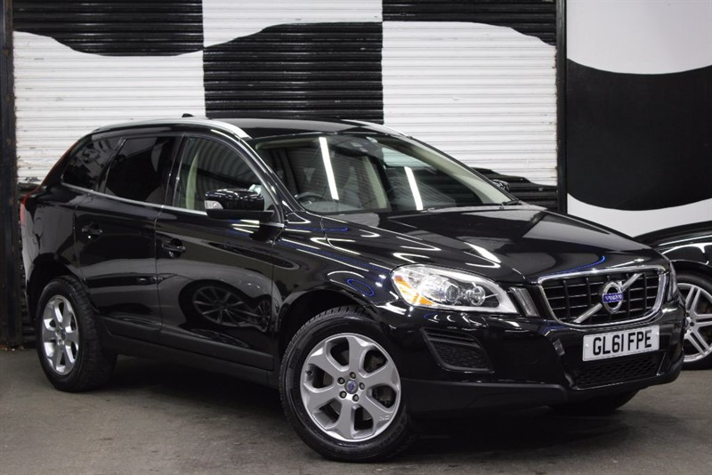 used Volvo XC60 D5 SE LUX AWD in basingstoke-hampshire