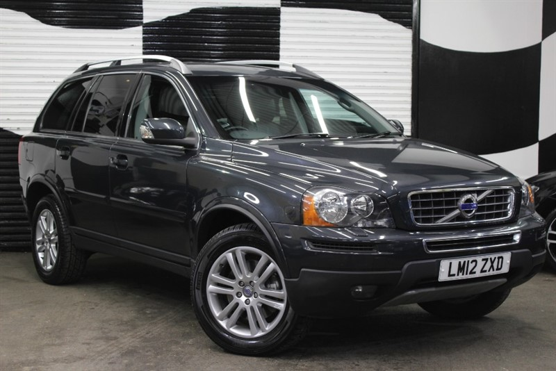 used Volvo XC90 D5 SE AWD in basingstoke-hampshire