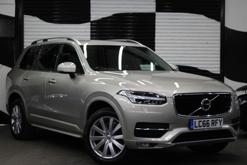 used Volvo XC90 D5 POWERPULSE MOMENTUM AWD in basingstoke-hampshire
