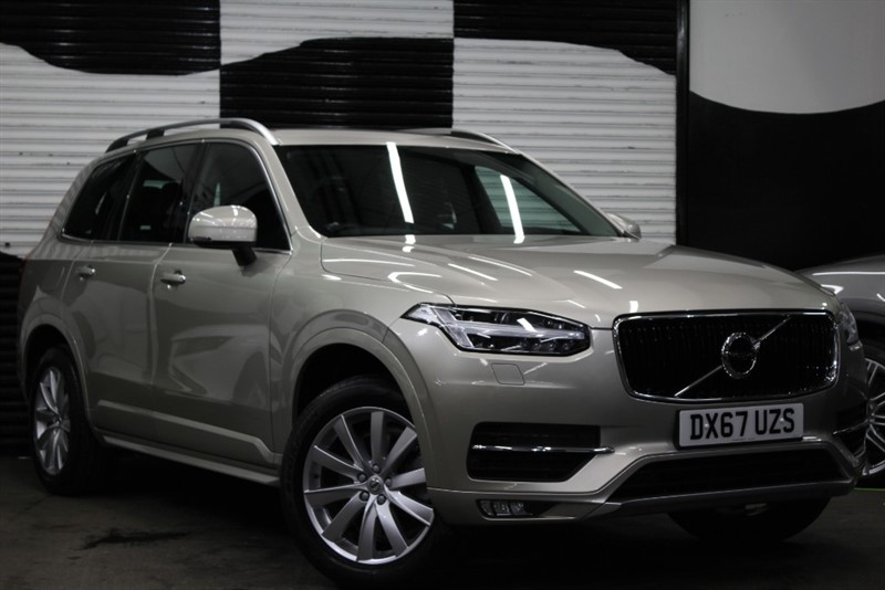 used Volvo XC90 D5 POWERPULSE MOMENTUM PRO AWD in basingstoke-hampshire