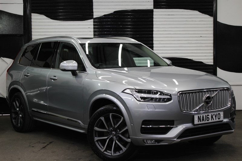 used Volvo XC90 D5 INSCRIPTION AWD in basingstoke-hampshire