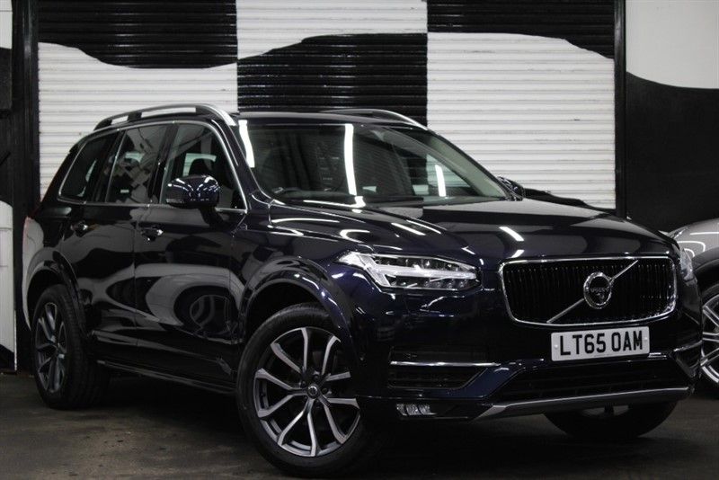 used Volvo XC90 D5 MOMENTUM AWD in basingstoke-hampshire