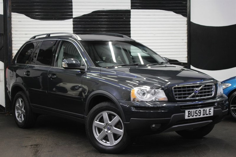 used Volvo XC90 D5 ACTIVE AWD in basingstoke-hampshire