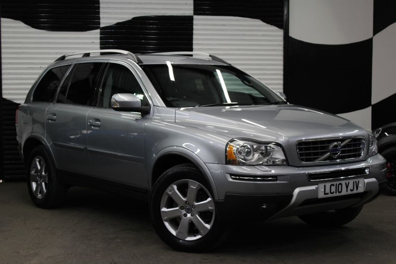 used Volvo XC90 D5 SE LUX AWD in basingstoke-hampshire