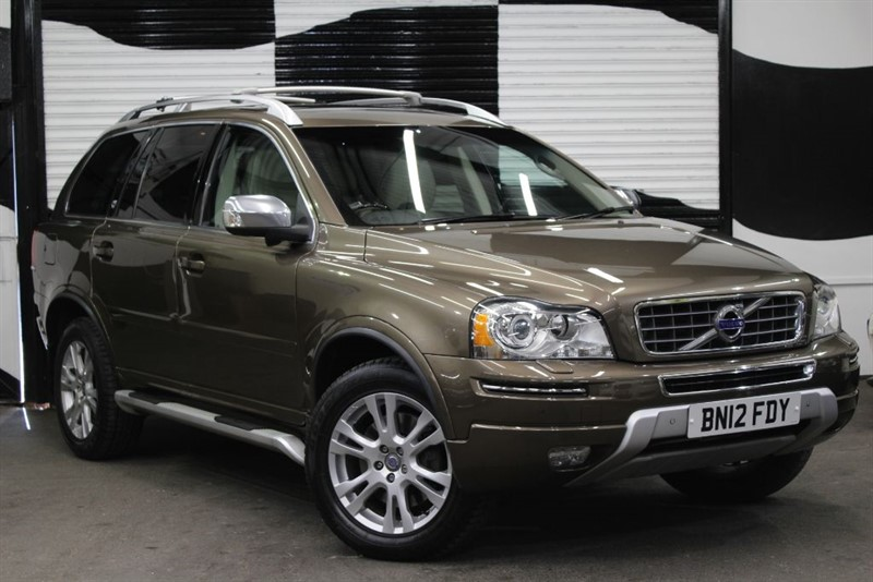 used Volvo XC90 D5 EXECUTIVE AWD in basingstoke-hampshire