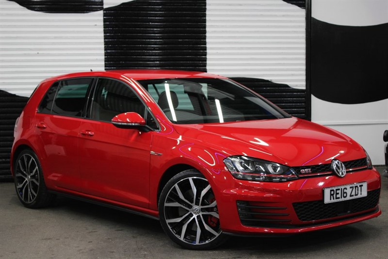 used VW Golf GTI PERFORMANCE in basingstoke-hampshire